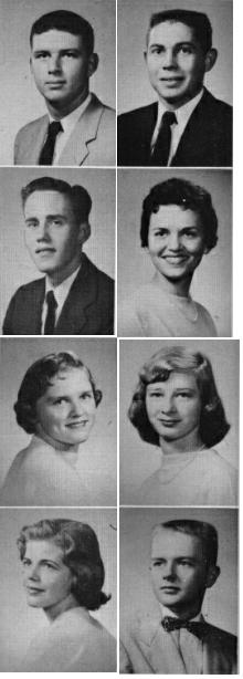 Wwhs Alumni Quot 1955 189 Class Roster Quot Page 1 Portsmouth Va